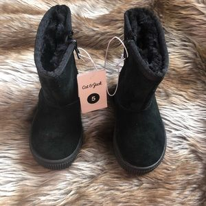 Cat & Jack Shoes - Toddler girls Cat & Jack boots size 5